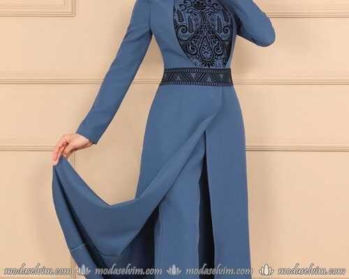 Moda Selvim Tesettür Tulum Modelleri