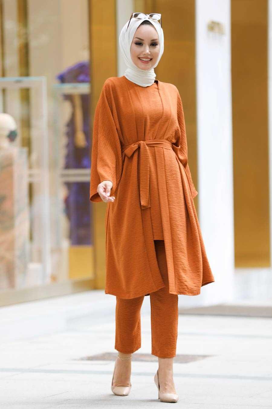 Neva Style Tesettür Yazlık Kimono Modelleri