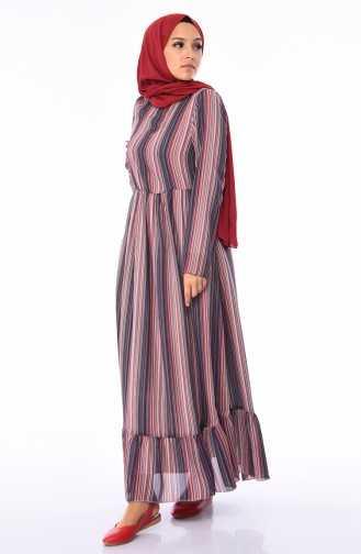 Sefamerve Boydan Tesettür Elbise Modelleri