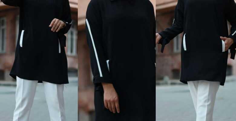 Tesettür Ayrobin Kıyafet Modelleri