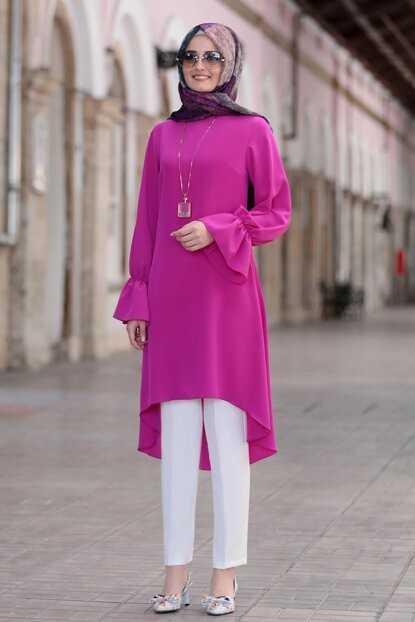 Fuval Moda Tesettür Tunik Modelleri