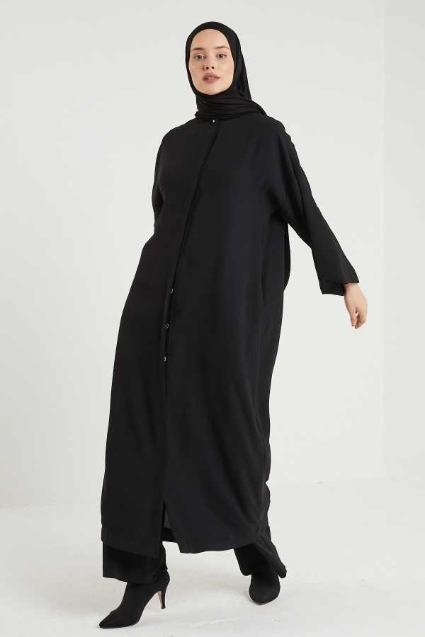 Moda Ala Butik Giy Çık Tesettür Ferace Modelleri