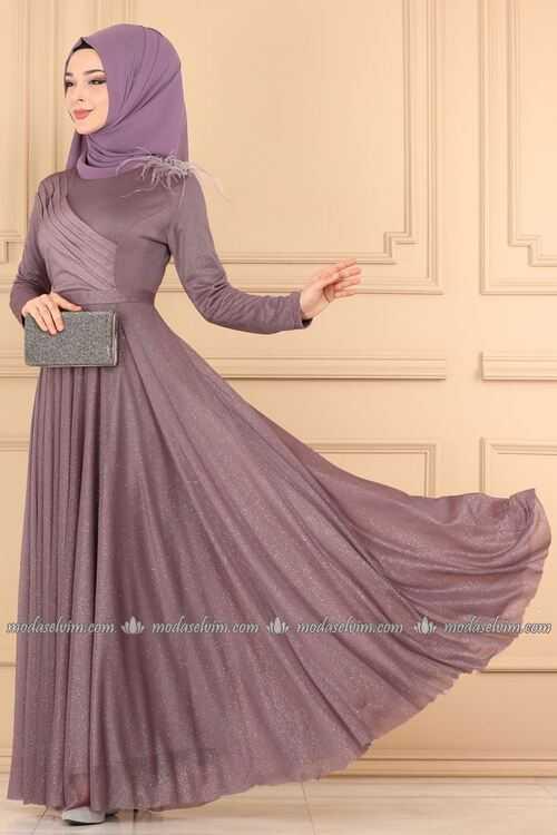 Moda Selvim Genç Tesettür Abiye Elbise Modelleri