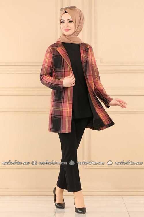 Moda Selvim Yazlık Tesettür Ceket Modelleri