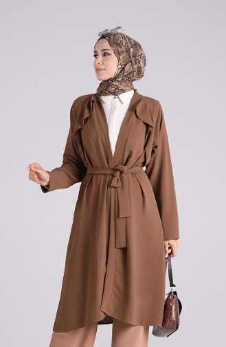 Sefamerve Yazlık Tesettür Uzun Kol Ceket Modelleri