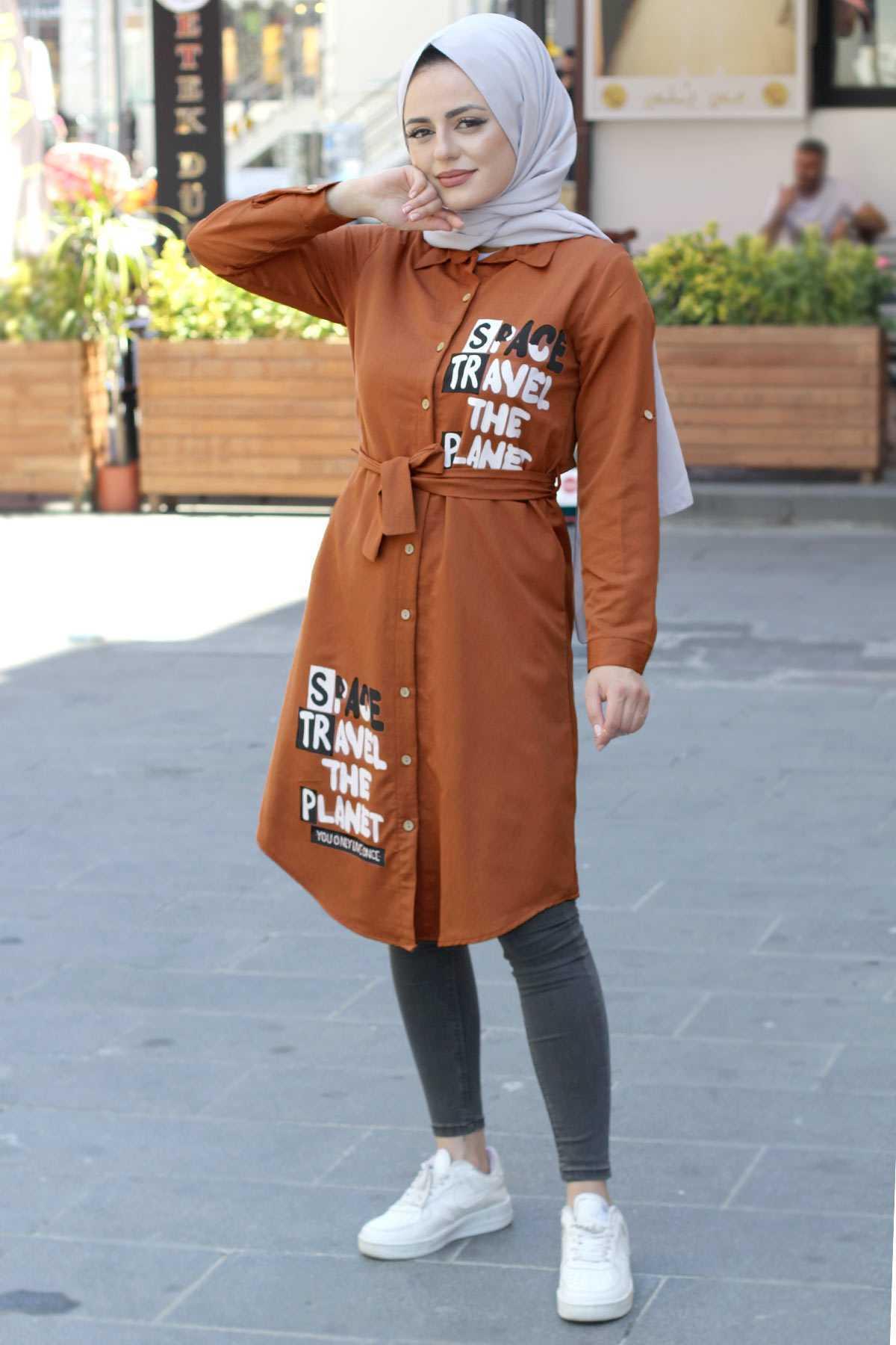 Tesettür Dünyası Tunik Modası
