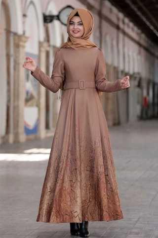 En Şık Pınar Şems Özel Elbise Modelleri