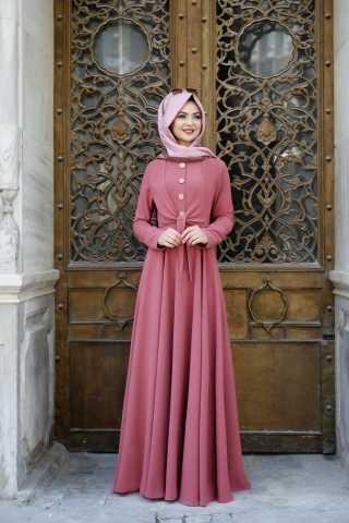 Gül Kurusu Pınar Şems Özel Elbise Modelleri