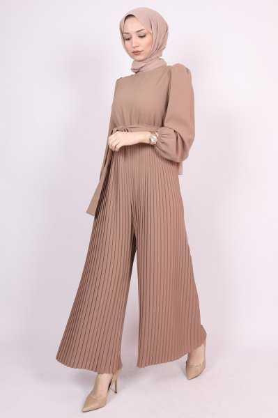 Lamia Giyim Tesettür Genç Tulum Modelleri