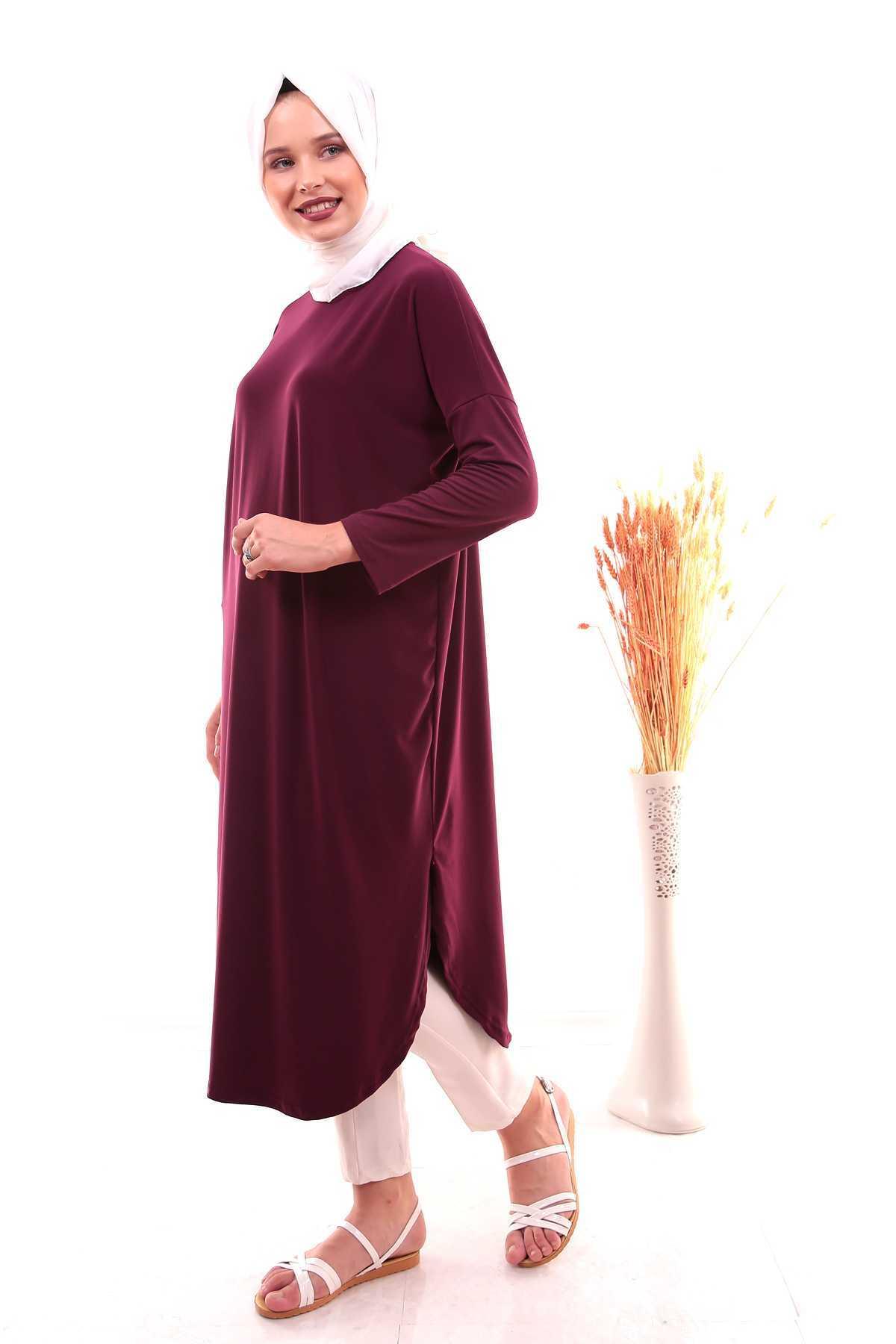 Modaminem Giy Çık Tesettür Tunik Modelleri