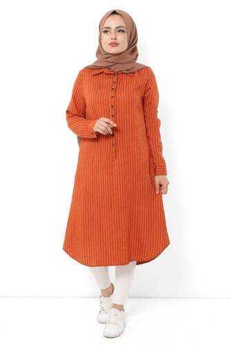 Tesettür Dünyası Giy Çık Tunik Modelleri