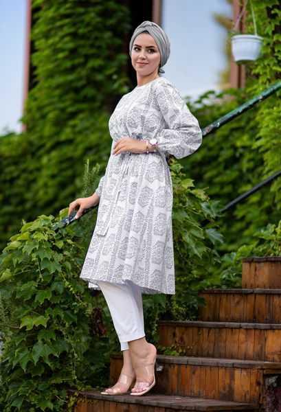 Desenli Venezia Wear Tunik Modelleri