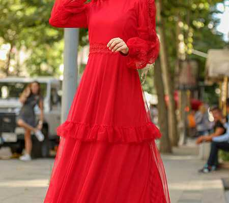 New Kenza Tesettür Elbise Modelleri